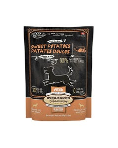 Oven-Baked Tradition All Natural Sweet Potato Dog Treats