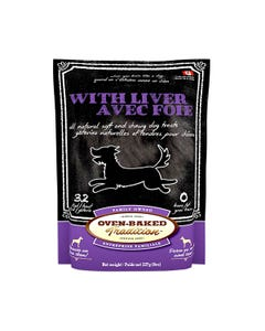 Oven-Baked Tradition Soft & Chewy Liver Dog Treats