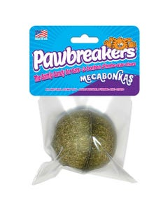 Pawbreakers MegaBonkas Edible Catnip Ball