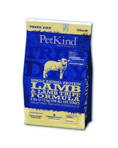 PetKind Lamb & Lamb Tripe Formula