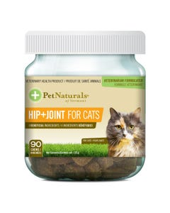 Pet Naturals Hip + Joint Chews for Cats