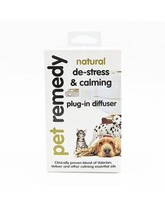 Pet Remedy Pet Calming Plug in Diffuser with Refill - Packaging