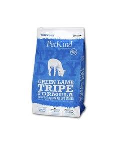 PetKind Green Lamb Tripe Dry Formula