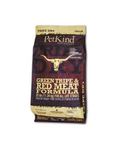 PetKind Green Tripe & Red Meat Dry Formula