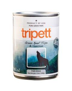 PetKind Tripett Green Beef Tripe & Venison
