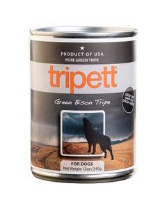 PetKind Tripett Green Bison Tripe