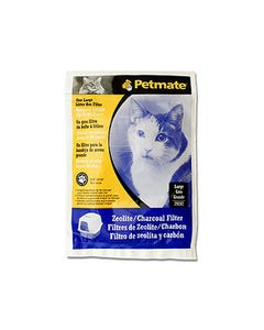 Petmate Litter Box Large Zeolite Filter