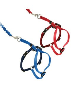 Petsafe Come With me Kitty Cat Harness & Bungee Leash