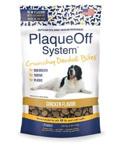 ProDen PlaqueOff Crunchy Dental Bites Chicken Flavor for Dogs