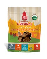 Plato Real Strips Organic Chicken Meat Bar Dog Treats