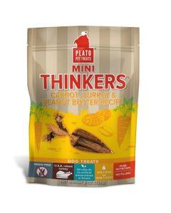 Plato Mini Thinkers Carrot, Turkey & Peanut Butter