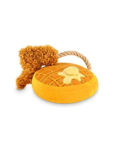 P.L.A.Y Barking Brunch Plush Toy Collection - Chicken and Woofles