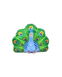 P.L.A.Y Fetching Flock Plush Toy Collection - Percy the Peacock