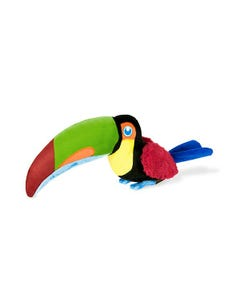 P.L.A.Y Fetching Flock Plush Toy Collection - Tito the Toucan