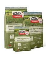 Acana Singles Limited Ingredient Diet - Pork with Squash Recipe