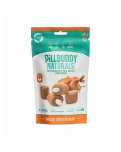 Presidio Chirpies Cricket Powered Dog Treats - Coconut