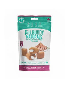 Presidio Pill Buddy Naturals - Grilled Chicken Recipe