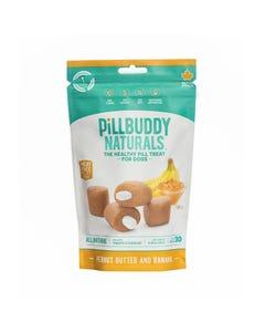 Presidio Pill Buddy Naturals - Peanut Butter & Apple Recipe