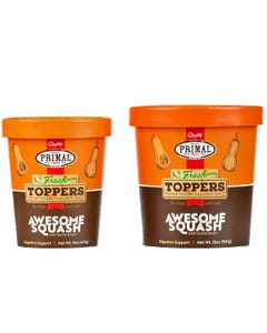 Primal Fresh Toppers - Awesome Squash
