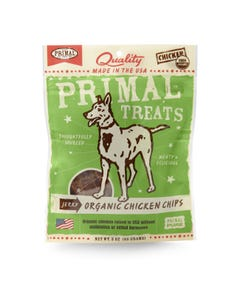 Primal Organic Chicken Jerky Chips