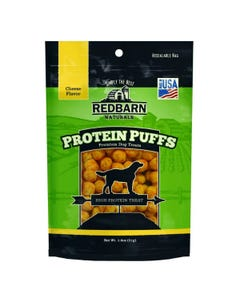 Red Barn Protein Puffs - Cheese Flavor