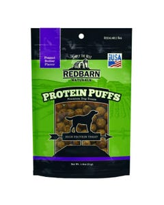 Red Barn Protein Puffs - Peanut Butter Flavor
