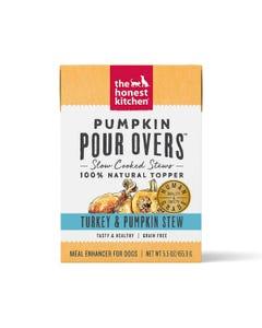 The Honest Kitchen Pumpkin Pour Overs - Turkey & Pumpkin Stew