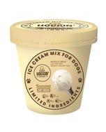 Puppy Cake Hoggin' Dog Ice Cream Mix - Banana
