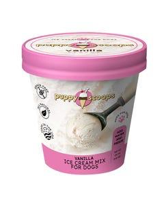 Puppy Cake Puppy Scoops Ice Cream Mix - Vanilla