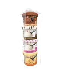 Puppy Cake Puppy Scoops Four Flavors Sample Pack