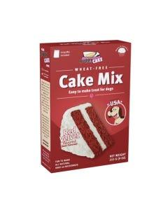 Puppy Cake Wheat-Free Cake Mix - Red Velvet