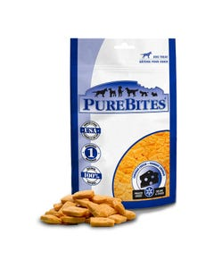 PureBites Freeze Dried Treats - Cheddar Cheese