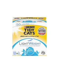 Purina Tidy Cats Lightweight With Glade Clumping Cat Litter