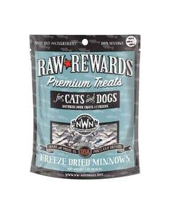 Northwest Natural Raw Rewards - Freeze Dried Minnows
