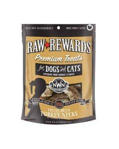 Northwest Natural Raw Rewards - Freeze Dried Turkey Necks
