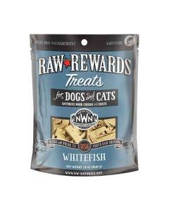Northwest Natural Raw Rewards - Freeze Dried Whitefish