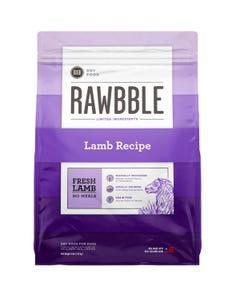 Bixbi Rawbble Dry Dog Food - Lamb Recipe