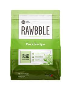 Bixbi Rawbble Dry Dog Food - Pork Recipe