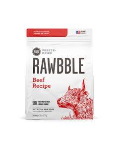 Bixbi Rawbble Freeze Dried Dog Food - Beef