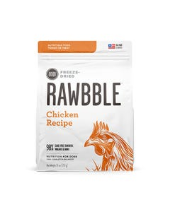 Bixbi Rawbble Freeze Dried Dog Food - Chicken