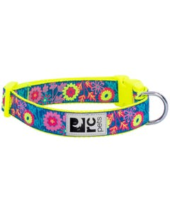 RC Pet Wide Clip Collar for Dogs - Flower Power