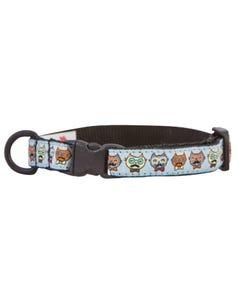 RC Pet Cat Breakaway Collar - Meowstache