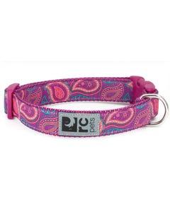 RC Pet Dog Collar - Bright Paisley
