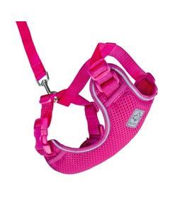 RC Pets Adventure Kitty Harness - Raspberry