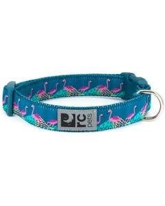 RC Pet Dog Collar - Flamingo