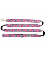 RC Pet Dog Leash - Pink Comic Sounds