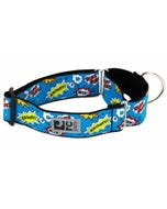 RC Pet Wide Clip Collar for Dogs - Comic Sounds