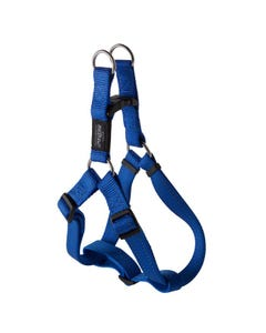 Rogz Dog Step-In Harnesses - Blue