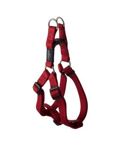 Rogz Dog Step-In Harnesses - Red
