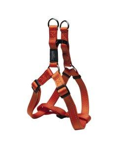 Rogz Dog Step-In Harnesses - Orange